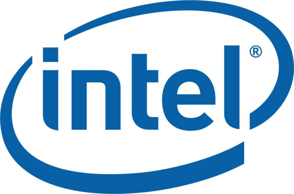 Intel is a client of Vegas Display, Inc
