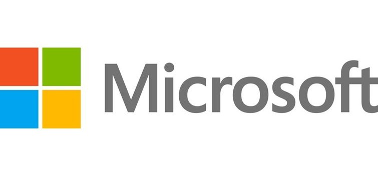 Microsoft Logo is a client of Vegas Display, Inc